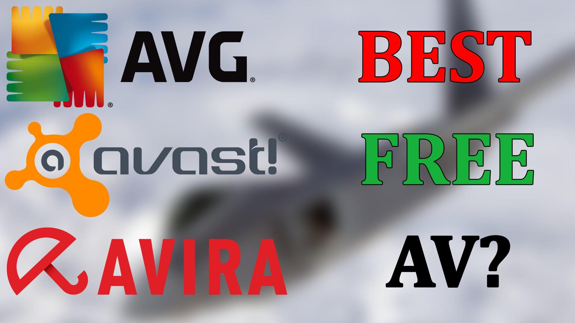 AVG Avast or Avira